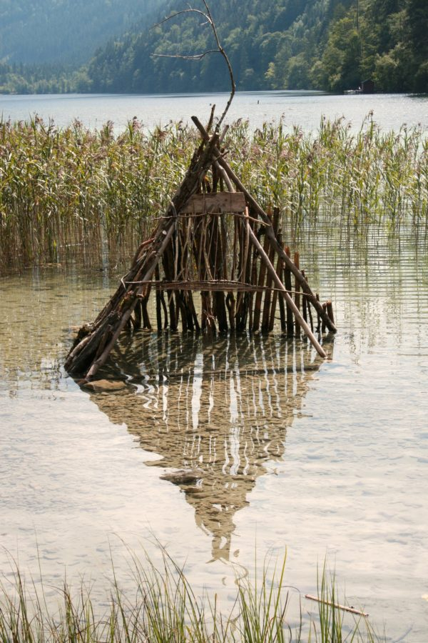 Tipi am See